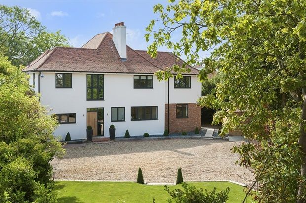 5 bed property for sale in Kingsdown Park, Tankerton, Whitstable