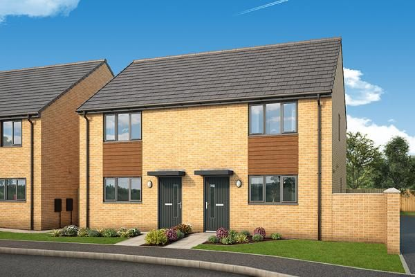 """Thumbnail Property for sale in """"The Howard At Yew Gardens, Doncaster"""" at Broomhouse Lane, Edlington, Doncaster"""