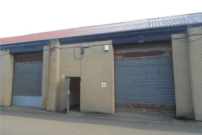 Thumbnail Industrial to let in Unit 4 Castle Laurie, Bankside Industrial Estate, Falkirk