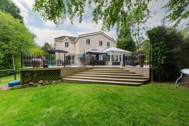Thumbnail Detached house for sale in Darras Hall, Northumberland