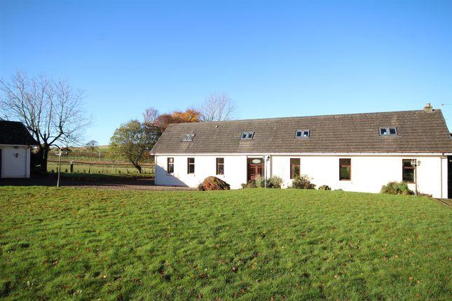 Thumbnail Detached house for sale in Lesmahagow, Lanark