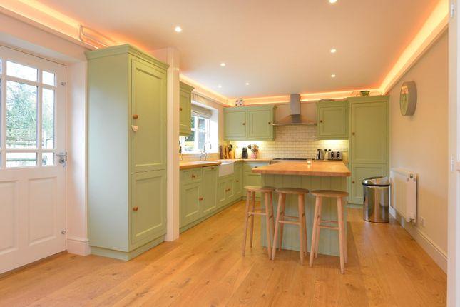 Thumbnail Detached house for sale in Rixon Gate, Ashton Keynes, Swindon