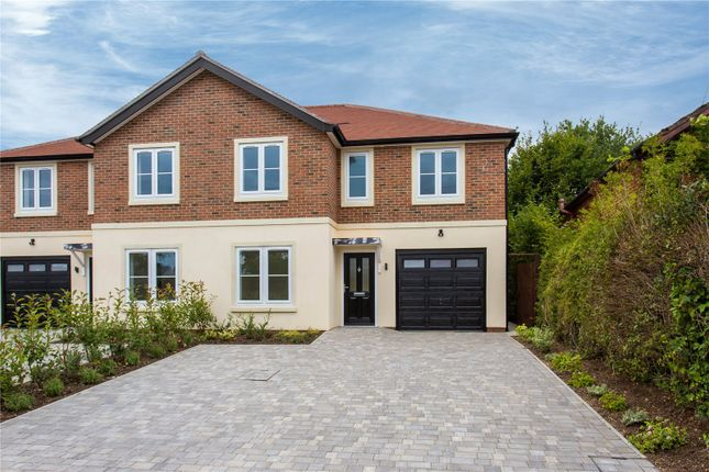 Thumbnail Semi-detached house for sale in Eleanor Road, Chalfont St Peter, Buckinghamshire