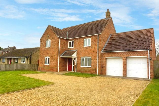 Thumbnail Detached house to rent in Long Lane, Feltwell, Thetford