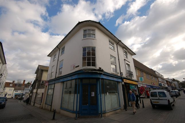 1 bed flat to rent in High Street, Royston