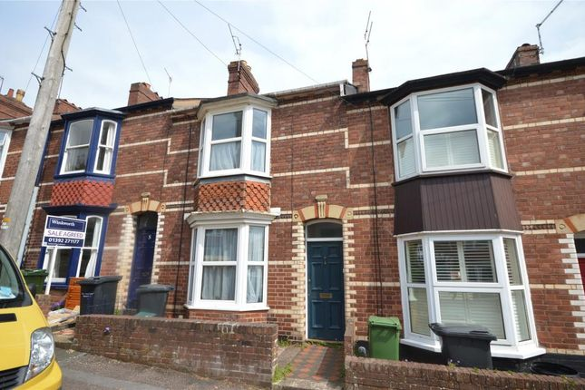 Thumbnail Terraced house to rent in St Leonards Avenue, St Leonards, Exeter, Devon