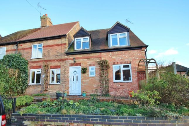 Thumbnail Semi-detached house for sale in Fisher Road, Bishops Itchington, Southam