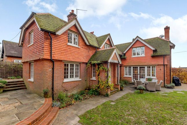 Thumbnail Link-detached house for sale in Thirtover, Cold Ash, Thatcham, Berkshire