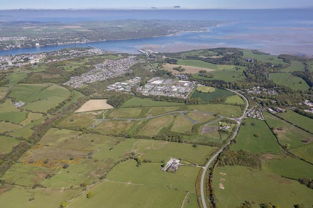 Thumbnail Land for sale in Development Plots, Parc Bryn Cegin, Bangor