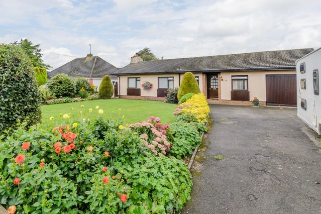 Thumbnail Bungalow for sale in Inner Loop Road, Chepstow, Gloucestershire
