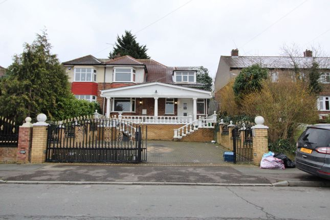Thumbnail Terraced house for sale in Stoneleigh Road, Ilford, Essex