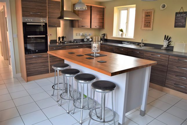 Thumbnail Detached house for sale in Rivenhall Way, Rochester