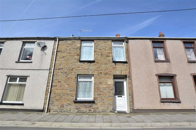 Thumbnail Terraced house for sale in Aman Street, Aberdare, Rhondda Cynon
