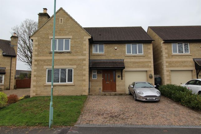Thumbnail Detached house for sale in Claremont Gardens, Hallatrow, Somerset