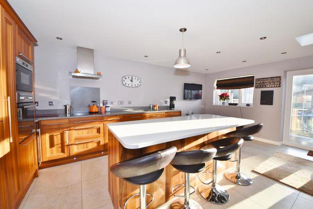 Thumbnail End terrace house for sale in Chertsey Road, Twickenham