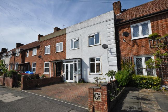 Thumbnail Terraced house to rent in Bristol Road, Morden