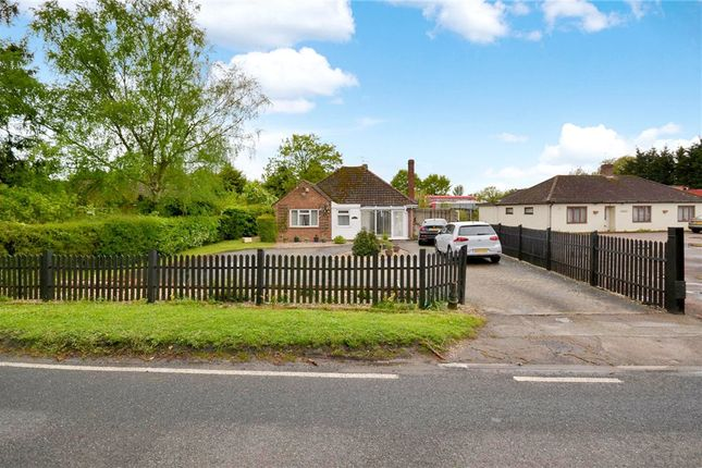 Thumbnail Bungalow for sale in Harwich Road, Great Bromley, Colchester