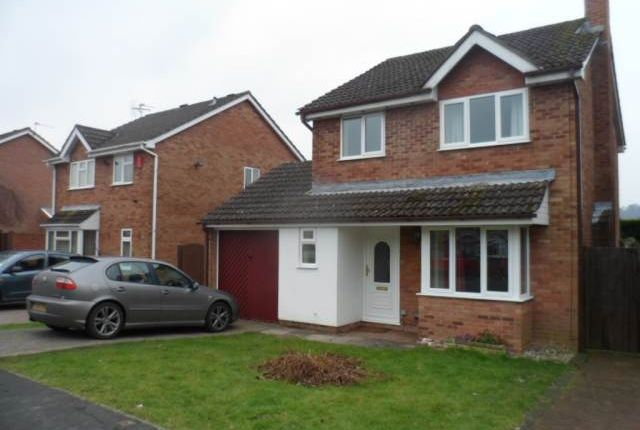 Thumbnail Detached house to rent in Chestnut Grove, Caerleon, Newport