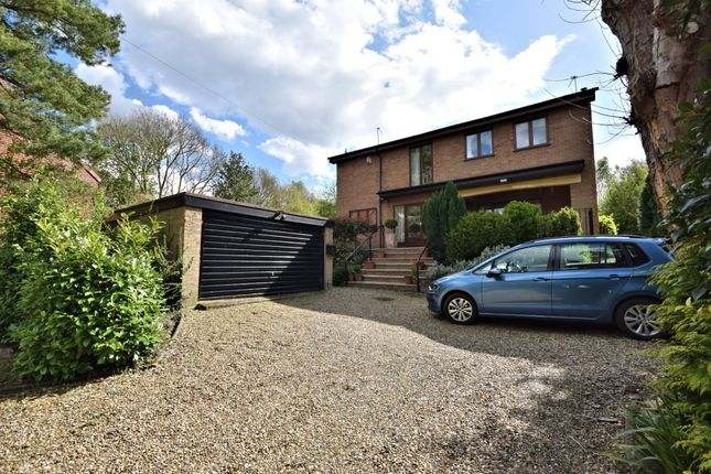 Thumbnail Detached house for sale in West End, Costessey, Norwich