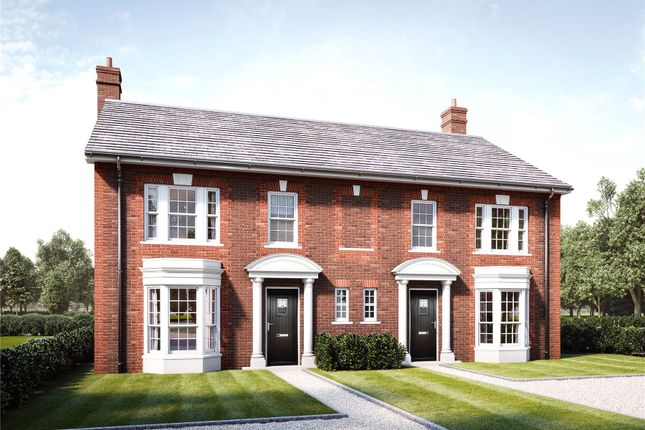 Thumbnail Semi-detached house for sale in Pirbright, Woking