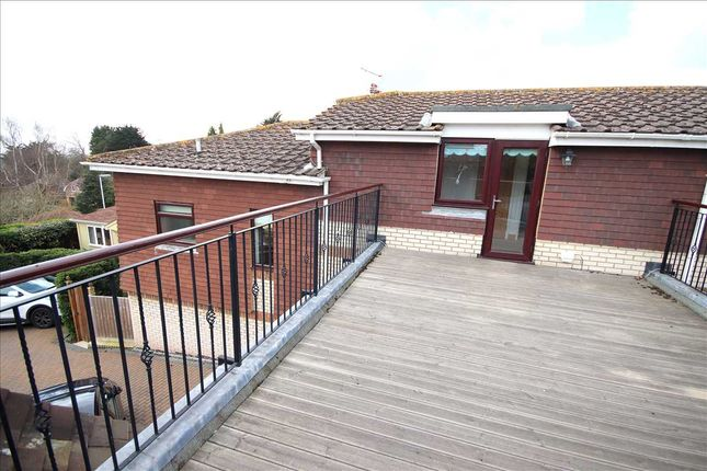 Roof Terrace of West Way, Worthing BN13
