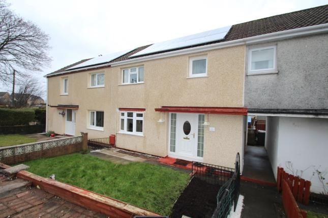 Thumbnail Terraced house for sale in Vernon Drive, Linwood, Renfrewshire
