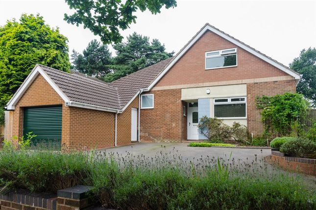 Thumbnail Detached house for sale in Northfield Road, Harborne, Birmingham