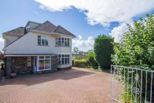 Thumbnail Detached house for sale in Ridgeway, Newport, South Wales.