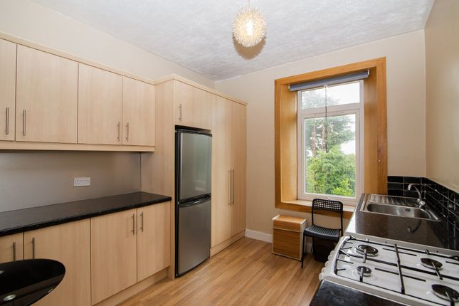Thumbnail Flat to rent in Harcourt Road, Kirkcaldy