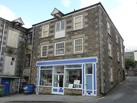 Flat to rent in Alma Place, Redruth