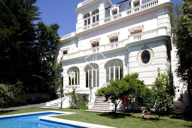 Thumbnail Villa for sale in Spain, Barcelona, Barcelona City, Pedralbes, Lfs4317
