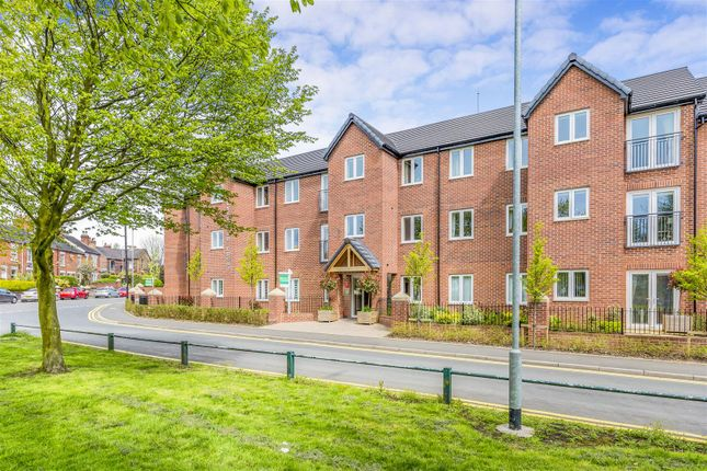 Thumbnail Flat for sale in Rykeneld Court, Knutton Road, Newcastle