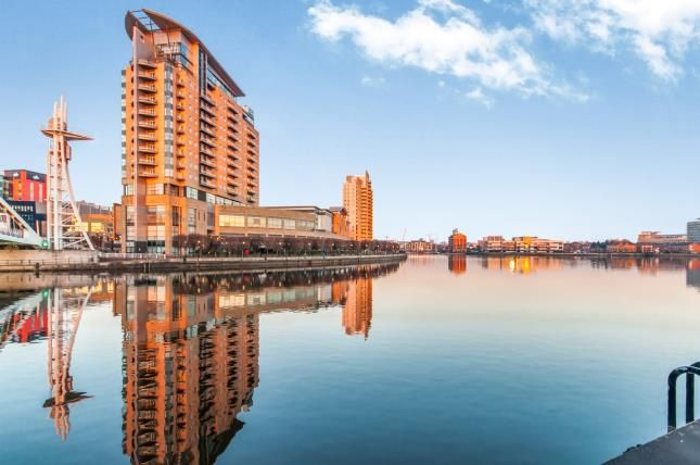 2 bed flat for sale in Imperial Point, The Quays, Salford, Greater Manchester