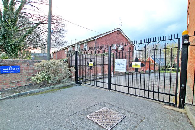 Gates of The Chaddesden, Mapperley Road, Nottingham NG3
