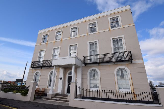 Thumbnail Flat to rent in East Terrace, Walton On The Naze