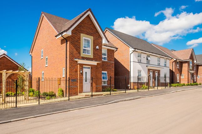 """Thumbnail Detached house for sale in """"Kington"""" at Green Lane, Yarm"""