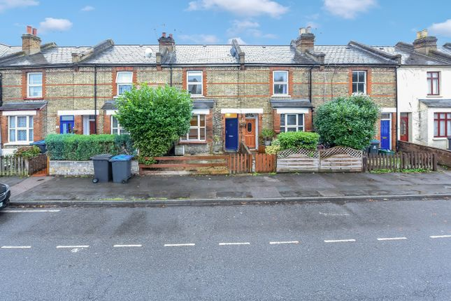Terraced house for sale in Cross Road, Kingston Upon Thames