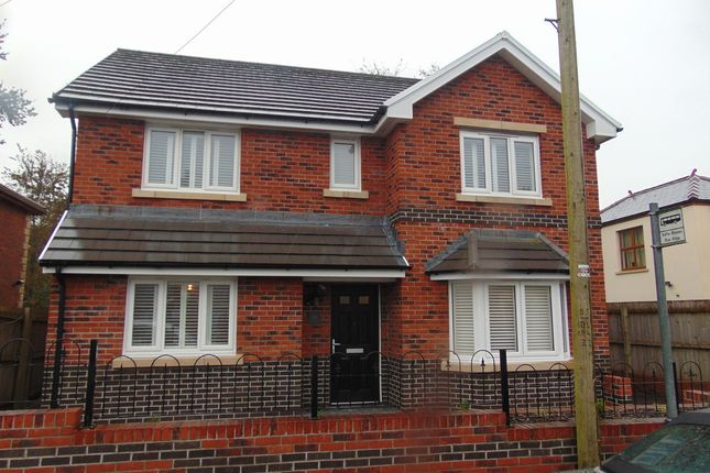 Thumbnail Detached house for sale in Heol Y Bwlch, Bynea, Llanelli