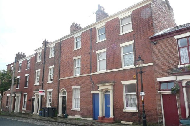 Thumbnail Terraced house to rent in Great Avenham Street, Preston, Lancashire