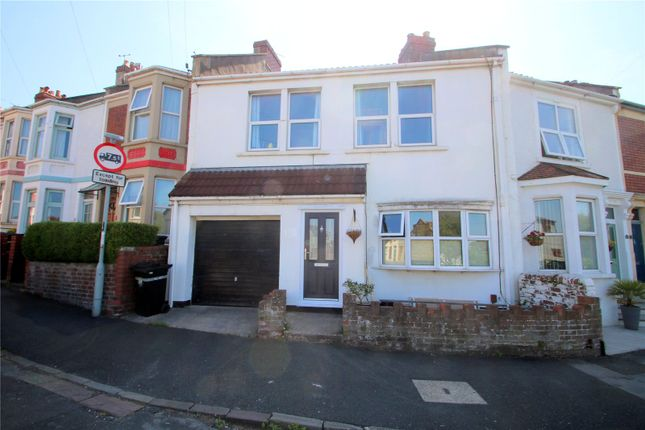 Thumbnail Terraced house to rent in Luckwell Road, Bedminster, Bristol