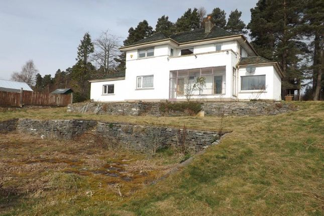 Thumbnail 5 bed detached house for sale in Coulhill, Alness