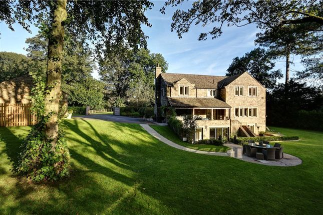 Thumbnail Detached house for sale in Bracewell Manor, Bracewell, Skipton