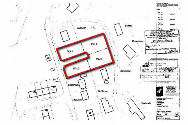 Thumbnail Land for sale in Land South Of Caoruinn, Carradale, Kintyre Peninsula PA286Rz