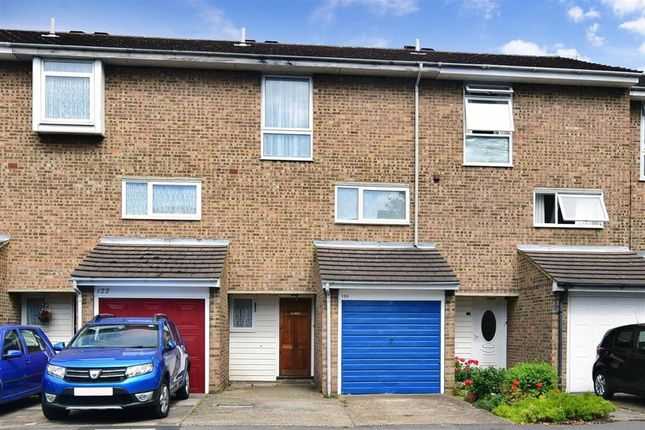 Thumbnail Town house for sale in St. James Road, Sutton, Surrey