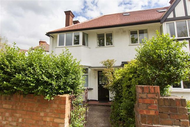 Thumbnail Semi-detached house to rent in Manor Gardens, London