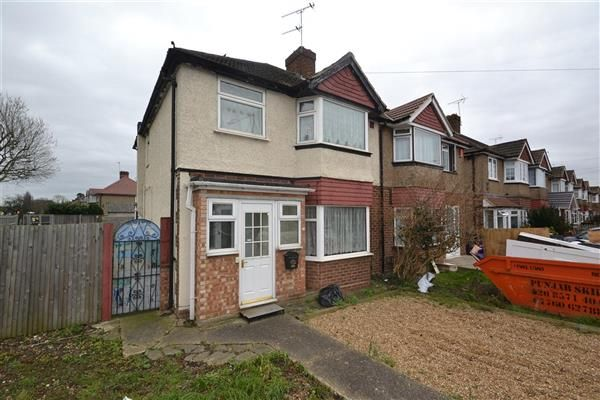 Thumbnail End terrace house for sale in West View, Feltham