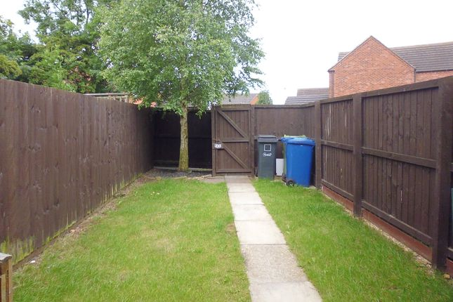 Thumbnail Terraced house to rent in Northfield Road, Welton