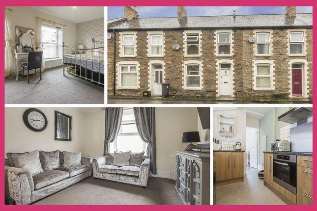 Thumbnail Terraced house for sale in Hanbury Road, Pontnewynydd, Pontypool