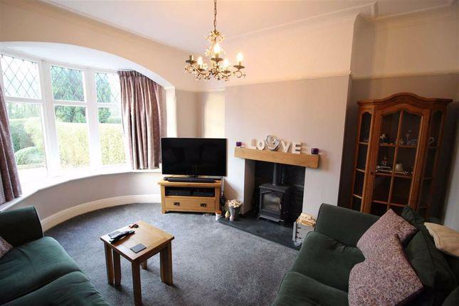 Lounge of Longridge Road, Grimsargh, Preston PR2