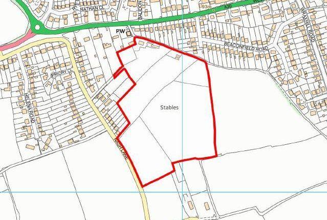 Thumbnail Land for sale in Land At Placket Lane, Placket Lane, Yeovil